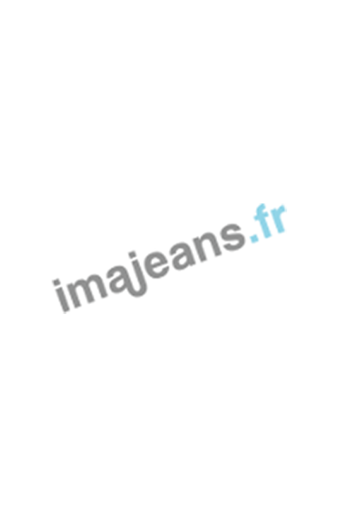 Tee-shirt TOM TAILOR BASIC CHINE Red Offwhite