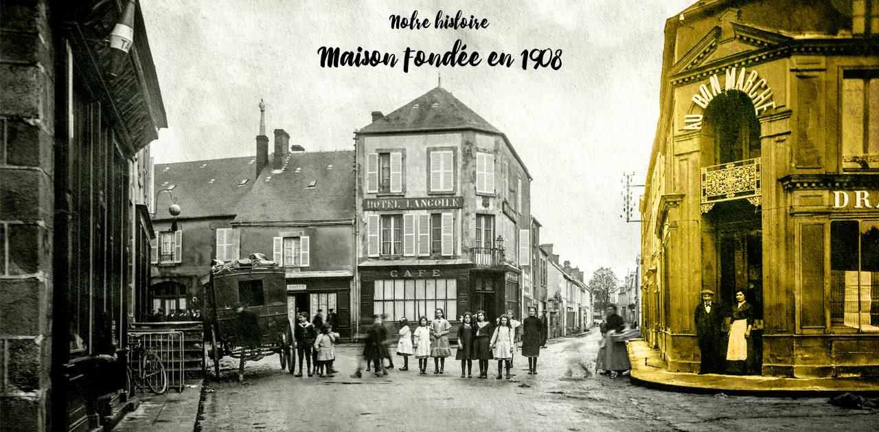 Histoire Maillochon