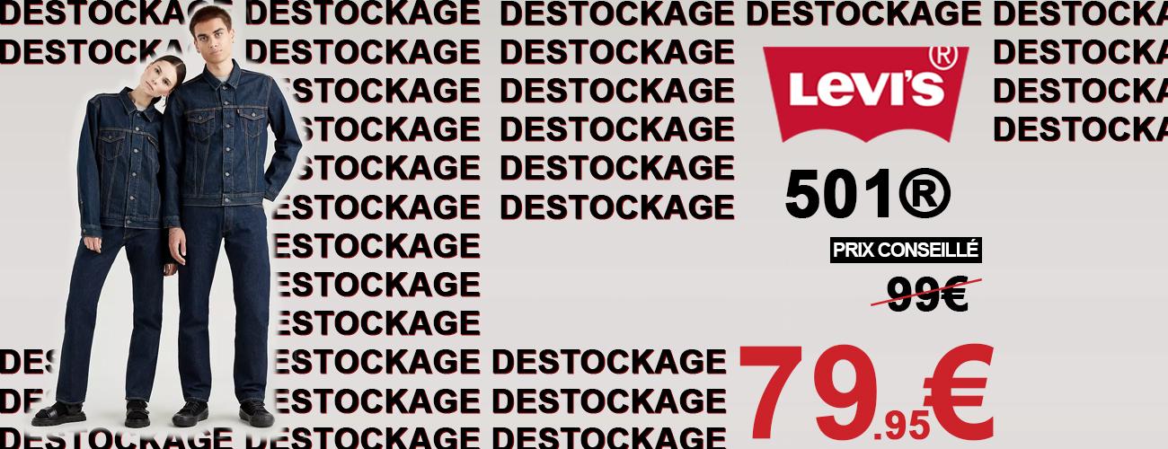 Destockage Levis