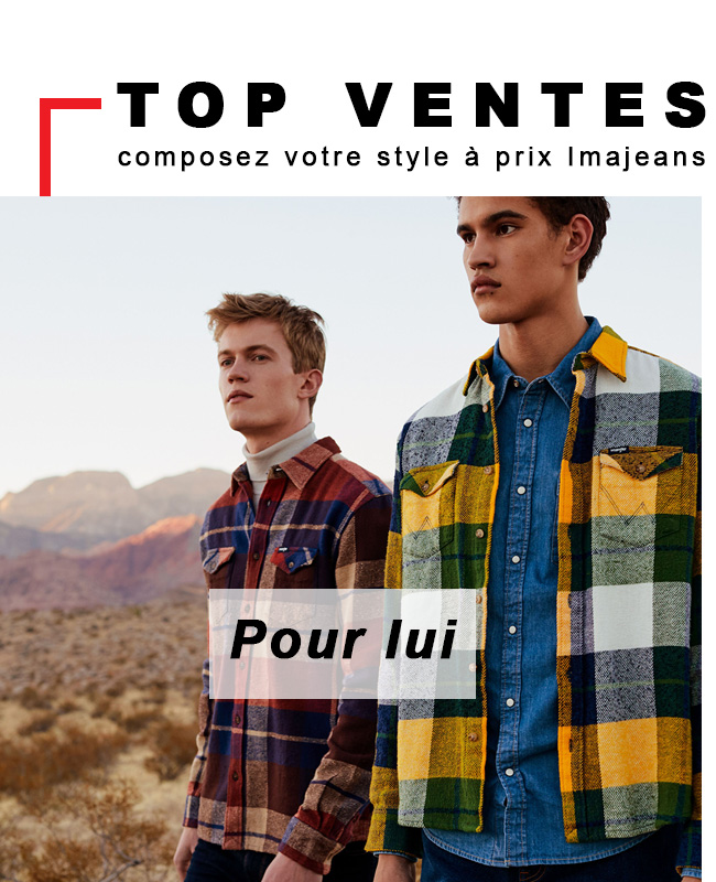 Top ventes homme Imajeans
