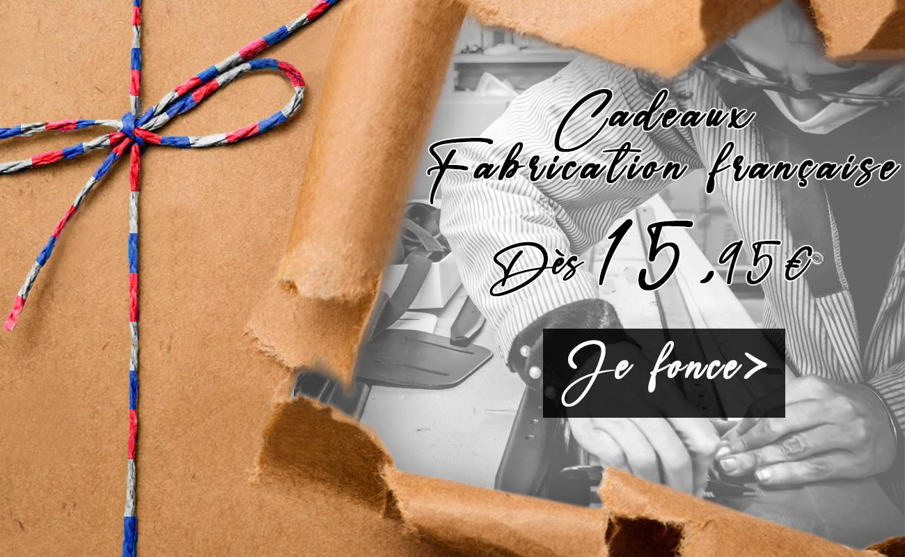 Cadeaux fabrication française
