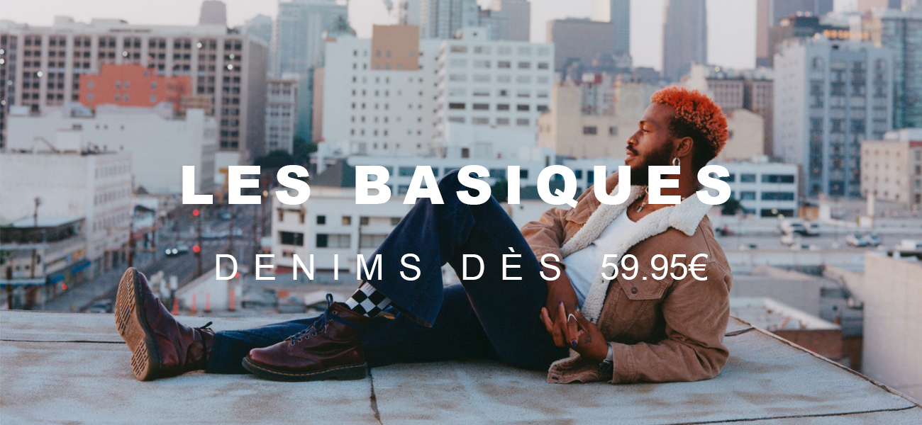 Jeans basiques