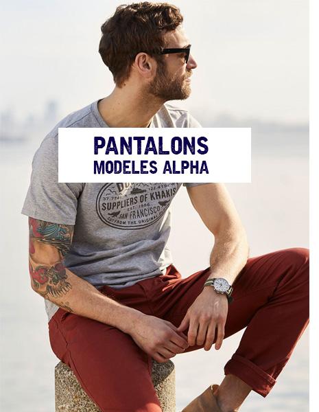 Pantalons Dockers Alpha