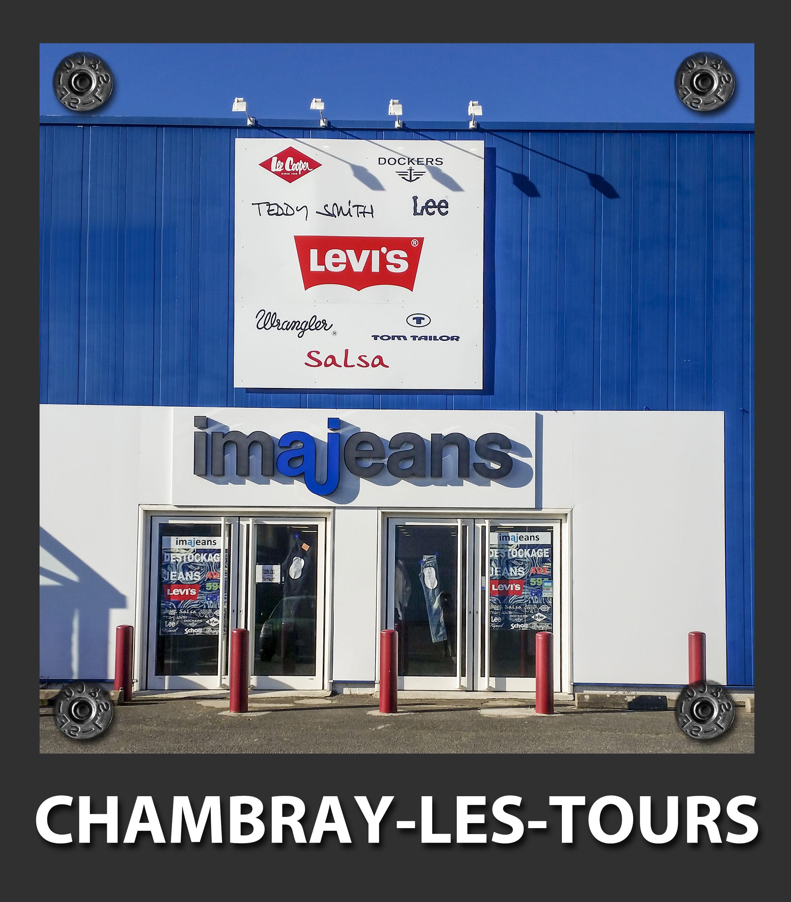 Imajeans Chambray lès Tours