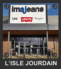 Imajeans L'Isle Jourdain