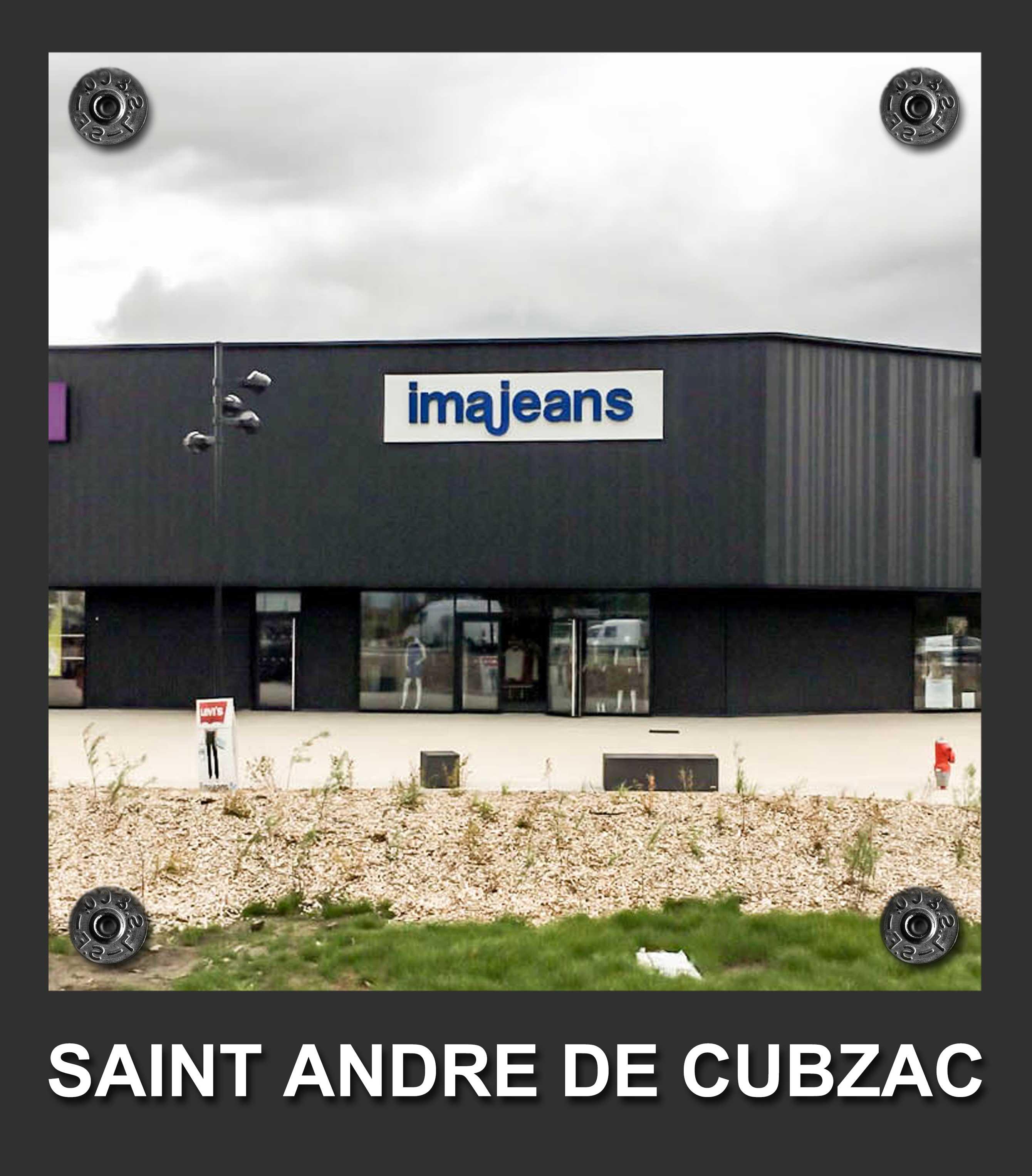 Imajeans Saint André de Cubzac
