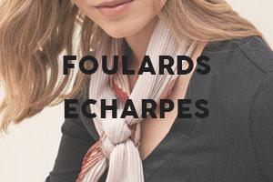 Foulards et écharpes femme