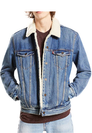 Sherpa homme clair