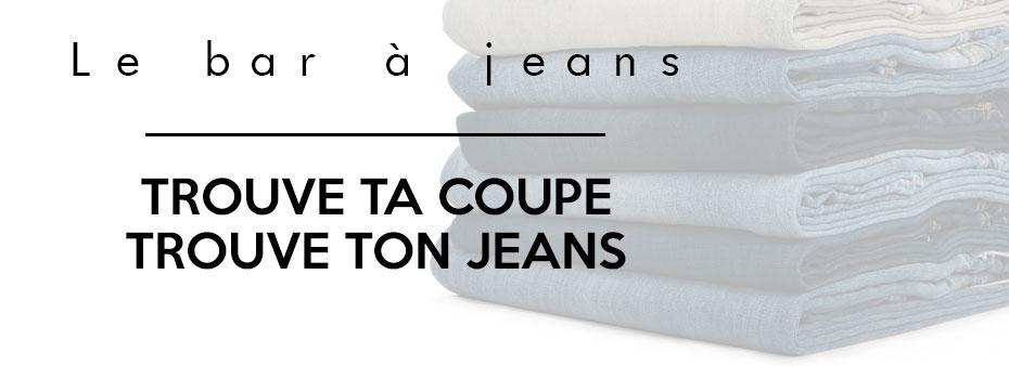 Trouve ta coupe, trouve ton jeans