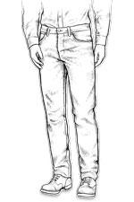 jeans Levis Droit